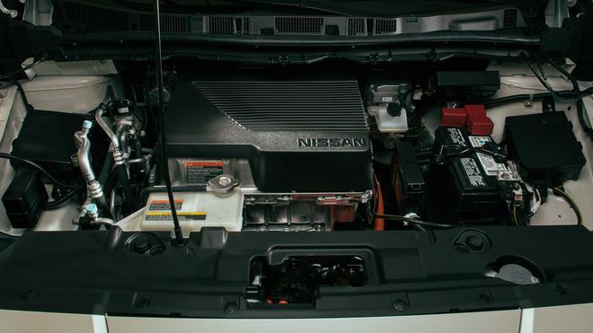 日产第3款纯电动车曝光 CMF-EV架构/续航500公里