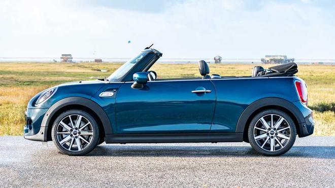 2021款Mini Sidewalk车型下月发售 售价约27万起
