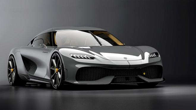 恒大与Koenigsegg合作首款超跑Gemera