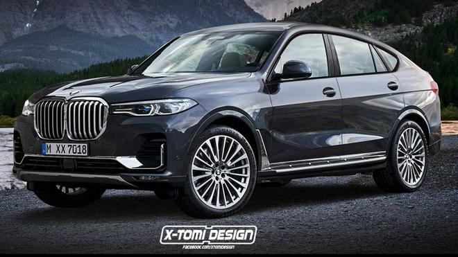 宝马X8 M旗舰SUV商标注册成功 或2021年底发布