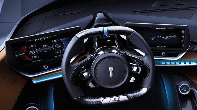 宾尼法利纳首款SUV效果图曝光 约合230万/2022年投产