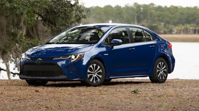 2020年美国7款最高性价比车型推荐 丰田成最大赢家