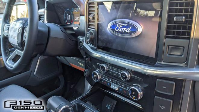 全新第14代福特F-150将于6月25日全球首发 将推纯电动版