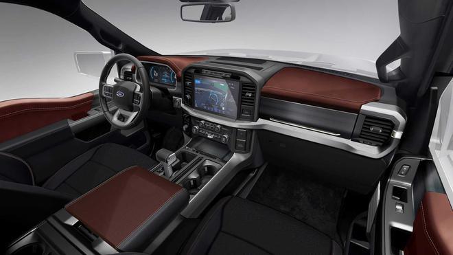 全新一代福特F-150正式发布 首度引入V6混动技术