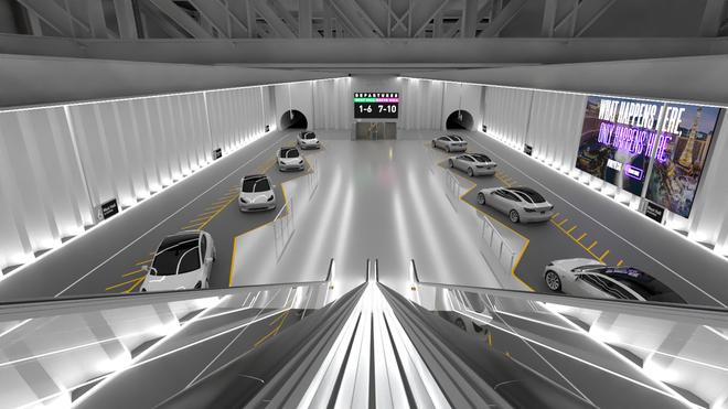 马斯克Boring发布智能交通新成果 用特斯拉自动驾驶汽车