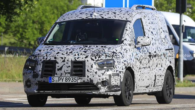 奔驰2022年将推全新T级紧凑MPV 提供内燃机和纯电动版