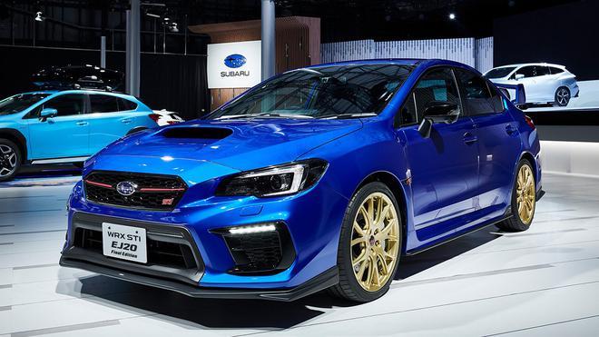 斯巴鲁未来三年产品规划曝光 至少推10款新车含首款纯电动车型