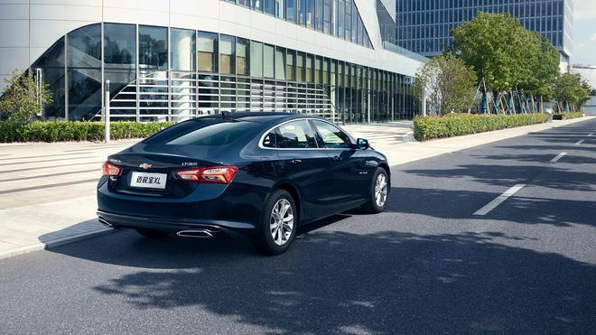 全新迈锐宝XL 535T车型上市 售价16.49万元起