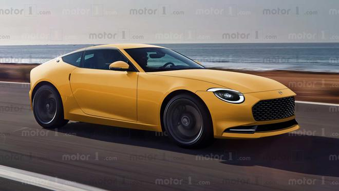 日产全新一代Z系列跑车9月15日全球首发