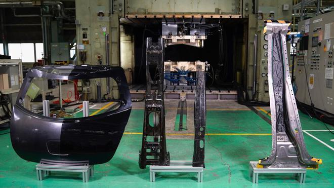 日产将把碳纤维塑料材料应用于主流车型上
