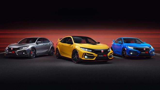 神车再升级 Type R新增运动版车型 约合35.7万起售