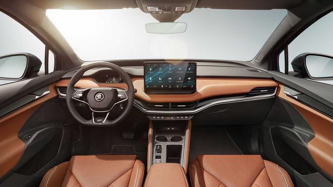 全新斯柯达Enyaq GT效果图曝光 定位轿跑SUV/或11月发布