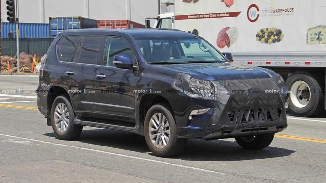 丰田申请TX350注册商标 或用于雷克萨斯7座SUV取代GX