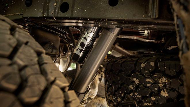 福特Ranger Tremor越野版发布 2021年初投放市场