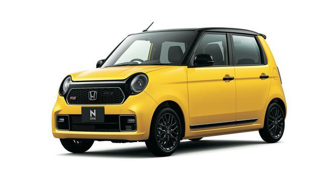 全新第2代本田N-One正式发布 首次推出RS运动版并引入6MT