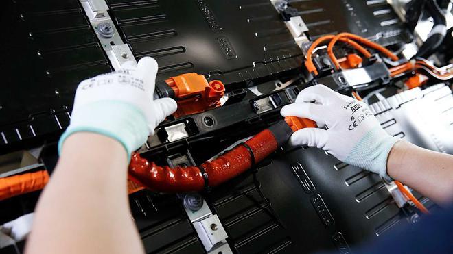 宝马第5代eDrive电池组率先在华晨宝马沈阳工厂投产 能量密度提升20%
