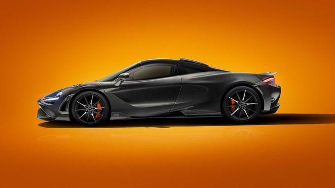 迈凯伦765LT超跑正式投产 加速性能再提升7.0秒破200km/h