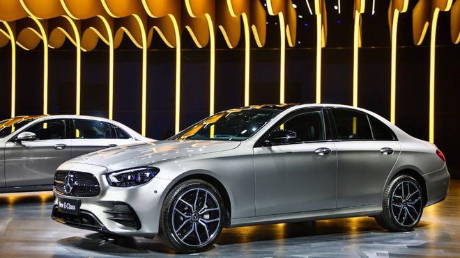新款国产奔驰E级售价43.08-64.28万元
