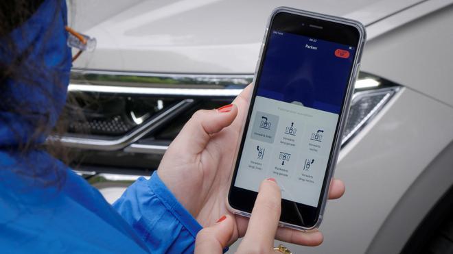 大众推出全新远程自动泊车技术 途锐将率先搭载