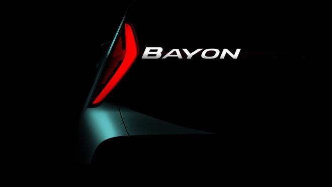 现代证实将在2021年推出全新Bayon小型SUV 定位低于Kona