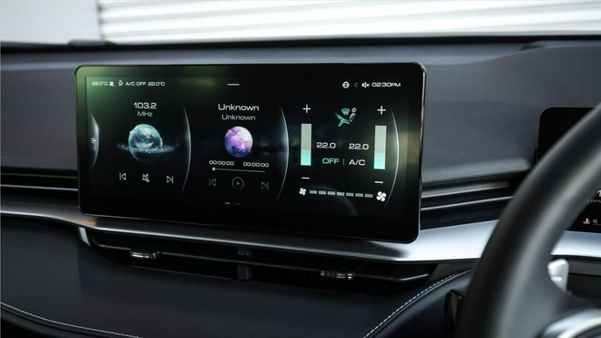 2022款哈弗H6混动版将于明年初海外上市