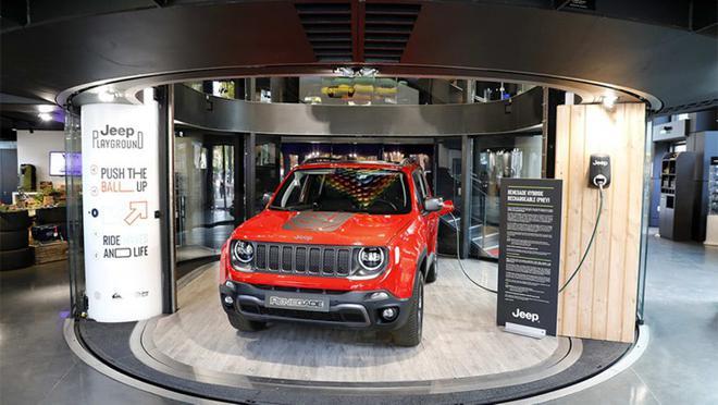 Jeep全球总裁慕克:未来两年全系