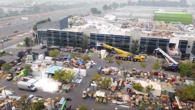特斯拉正扩建电池工厂 9月22日举行电池日活动