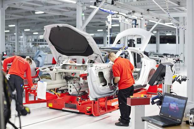 曝特斯拉工厂过去18个月空气质量屡次不达标 新建生产线未获许可