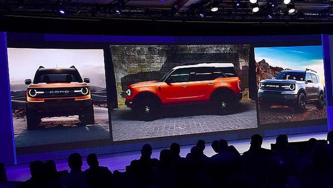 延续硬派SUV定位 福特Bronco五门版预告图曝光