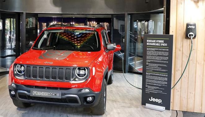Jeep将在中国市场新增3款插电式混动SUV