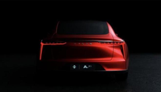 广汽蔚来将发布品牌第二款车型