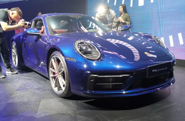 保时捷全新911上市 126.5万元起售