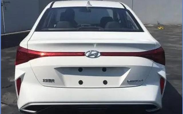 北京现代新悦纳或9月上市 预计7万元起售