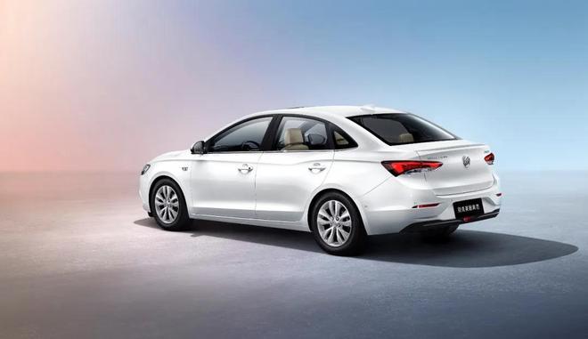 别克英朗新增两款典范车型 售价11.99-12.59万元
