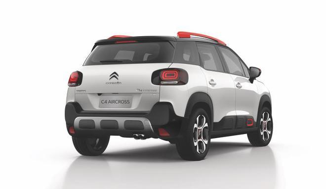 东风雪铁龙全新紧凑型SUV定名C4 AIRCROSS