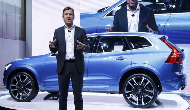 沃尔沃CEO:零部件短缺限制了电动车的产量