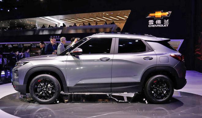 雪佛兰全新SUV创界动力曝光 提供适时四驱系统