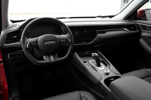 哈弗F7将于莫斯科车展亮相 10月份国内上市