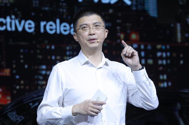 晓纪   谭本宏:智能化永不停歇