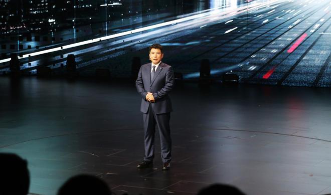 一汽-大众奥迪汽车有限公司董事、总经理 刘亦功先生致辞
