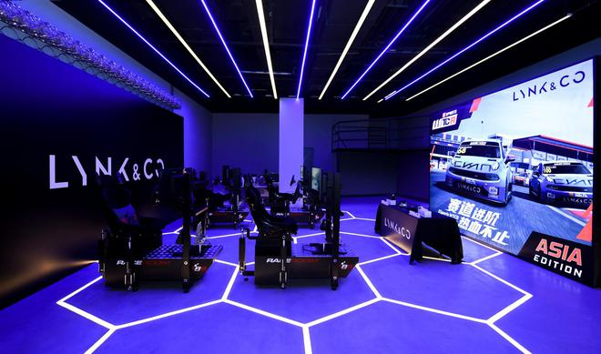 领克汽车出征ESports WTCR亚太区总决赛