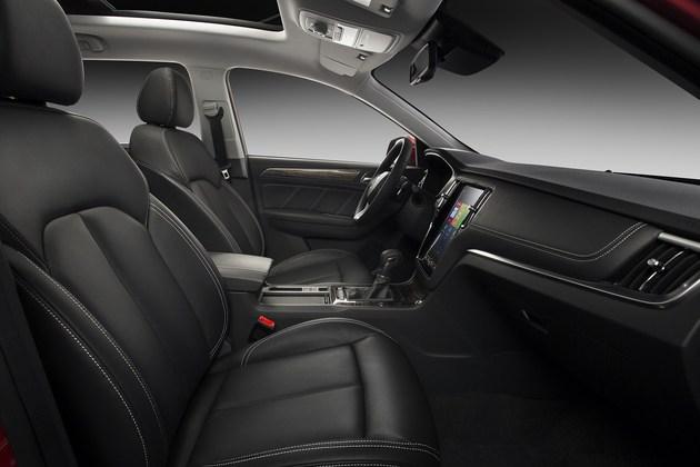 荣威RX5智联网铂金版上市 售14.88万元