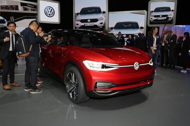 一汽-大众I.D.首款车型将推出 或为纯电两厢版