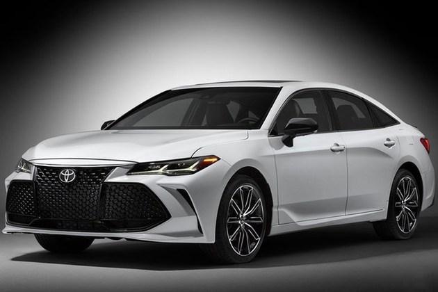 一汽丰田AVALON预售在即 将推三种动力