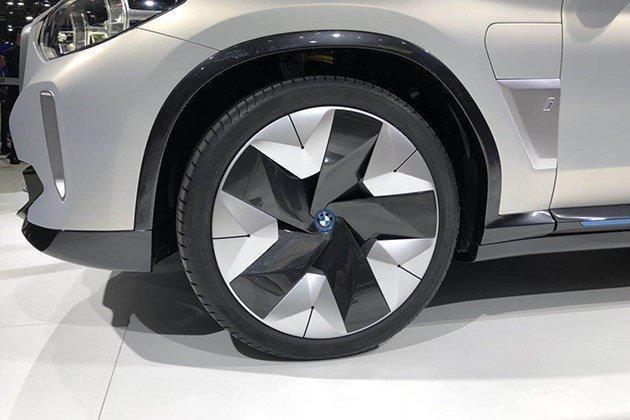 寶馬ix3概念車