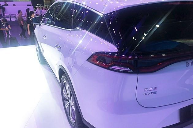 全新唐EV600将于2月上市 推五座版与七座版车型