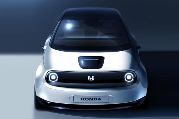 本田Urban EV量产版假想图