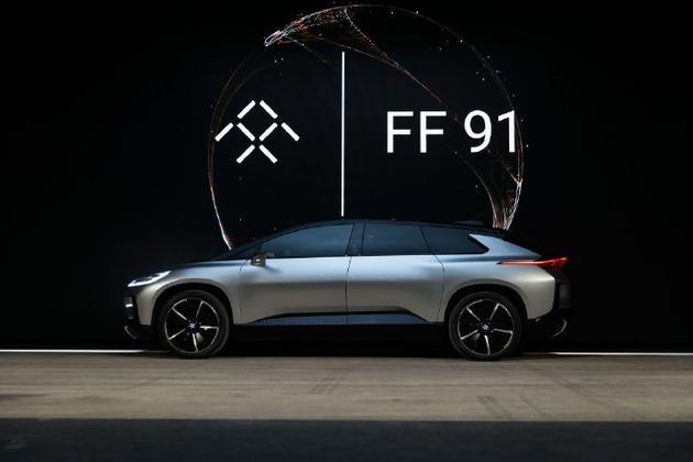 曝菲亚特克莱斯勒有意从FF等初创企业收购电动车技术