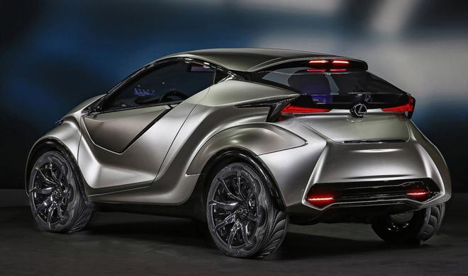 揭示未来产品理念 雷克萨斯纯电概念车明日亮相