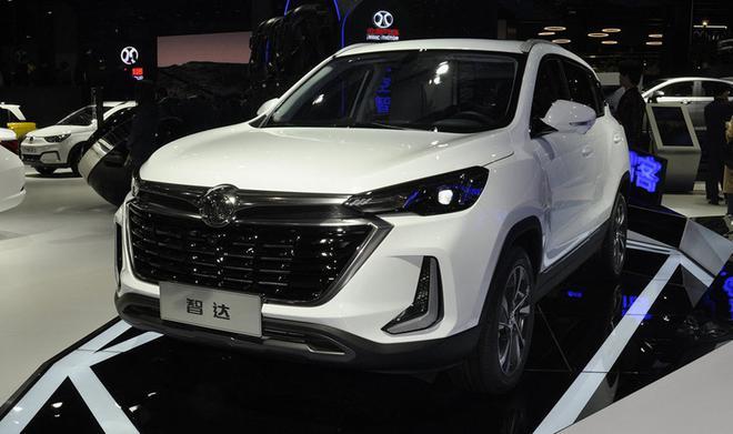 再添新成员 北京汽车智达X3将于7月4日预售